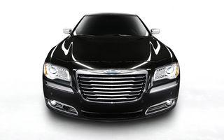Chrysler le oferă clienţilor şase grile diferite pentru noul 300C