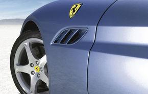 Ferrari a avut încasări de 1.919 miliarde de euro în 2010
