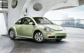 Volkswagen face un recall bizar în SUA pentru New Beetle