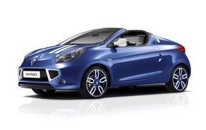 OFICIAL: Renault Wind este al patrulea membru al familiei Gordini