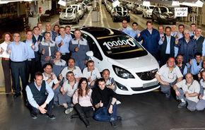 Opel Meriva a ajuns la borna cu numărul 100.000