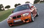 BMW Seria 1 M Coupe costă 53.568 de euro în România