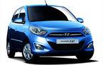 Hyundai i10 facelift costă 8742 de euro cu TVA în România