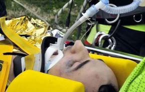 UPDATE 5: Kubica va lipsi întreg sezonul 2011 după un grav accident suferit în raliuri