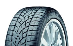 Dunlop Winter Sport 3D e anvelopa de iarnă a anului, Continental marca anului