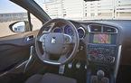 Citroen DS4 vrea să ia din clienţii lui BMW Seria 1 şi ai lui Audi A3