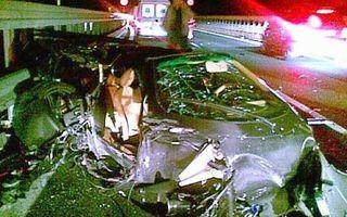 Accident cu Pagani Zonda F la 320 km/h