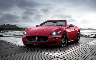 OFICIAL: Maserati GranCabrio Sport: 450 CP