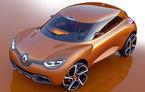 Renault vrea să mărească gama Clio cu un crossover 4x4