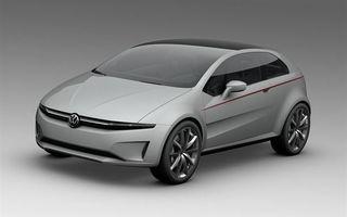 Primele imagini ale conceptelor Volkswagen desenate de Giugiaro