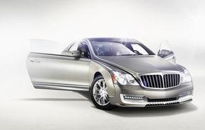 Xenatec vine la Geneva cu versiunea de serie a lui Maybach Coupe