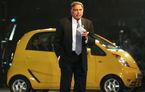 Tata Motors va prezenta la Geneva un model de oraş mai mare decât Nano