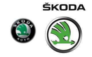 OFICIAL: Skoda are un nou logo