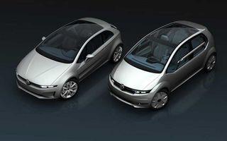 VW Tex şi Go! -  Coupe şi monovolum în viziunea Italdesign Giugiaro