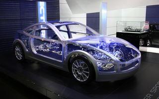 GENEVA LIVE: Noutăţile din standul Subaru