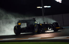 Pirelli sprijină introducerea ploii artificiale în F1
