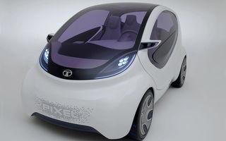 Tata Pixel, conceptul viitorului Nano, prezentat la Geneva