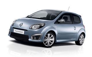 Renault va lansa un Twingo electric de serie în 2014