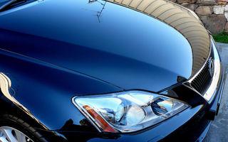 UTILE: 15 sfaturi pentru protejarea vopselei maşinii tale