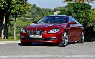 VIDEO: Noul BMW Seria 6 Coupe se prezintă
