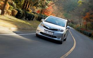 OFICIAL: Subaru Trezia costă 14.743 euro în România
