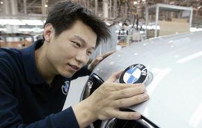 STUDIU: BMW este cea mai dorită marcă din China
