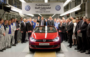 Volkswagen a deschis o nouă uzină în Germania, la Osnabrück