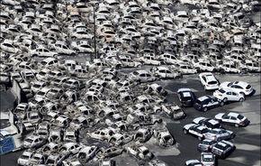 Cutremurul din Japonia ar putea creşte preţul maşinilor nipone