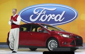 Sindicaliştii Ford sunt jigniţi de venitul lui Alan Mulally: 54.5 milioane de dolari
