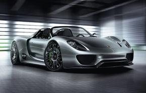 Doi români vor să cumpere cel mai scump Porsche din istorie: 918 Spyder