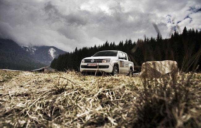 Test drive Volkswagen Amarok (2011-2016)