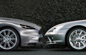 Detalii noi despre parteneriatul Aston Martin - Mercedes