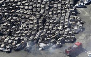 Toyota pierde 500.000 de maşini din cauza cutremurului