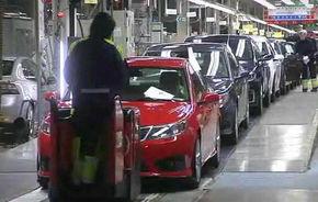 Saab opreşte producţia în lipsă de lichidităţi