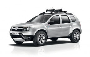 Dacia Duster ESF, ediţie specială pentru schiorii din Franţa