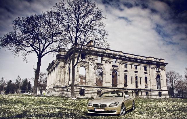 Test drive BMW Seria 6 Cabriolet (2011-2015)