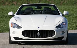 Novitec Tridente a modificat Maserati GranCabrio