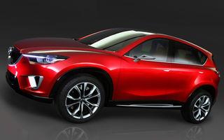 OFICIAL: Noul Mazda CX-5 debutează la Frankfurt