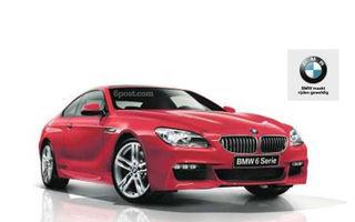 Prima imagine a lui BMW Seria 6 cu pachetul M