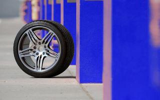 Michelin a lansat cea mai rapidă anvelopă de serie în România