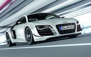 Primul client al lui Audi R8 GT şi-a primit maşina