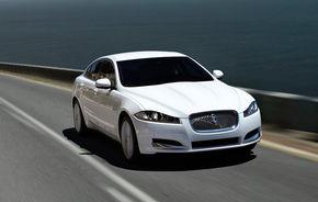NEW YORK 2011: Jaguar XF Facelift - un XJ mai mic