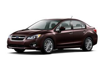 NEW YORK 2011: Subaru Impreza - noua generaţie a sosit