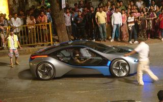 Conceptul BMW Vision EfficientDynamics va juca în viitorul Mission: Impossible 4