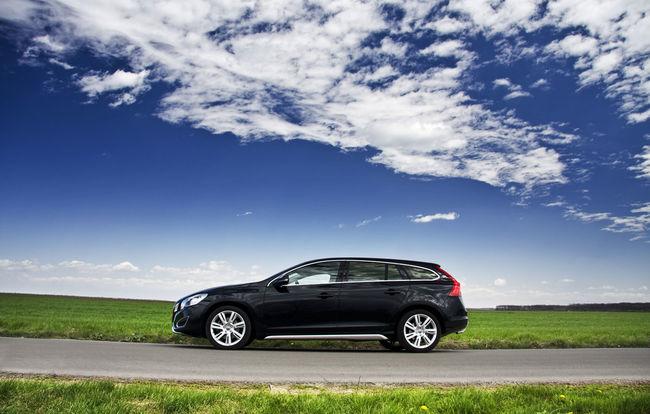 Test drive Volvo V60 (2010-2013)