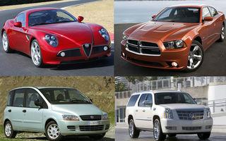 Vechiul Stig face lista celor mai proaste maşini conduse la Top Gear