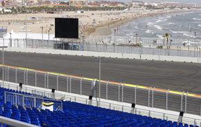 Un român a furat 200 de kg de şuruburi de pe circuitul de la Valencia