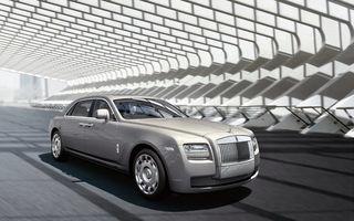 Rolls-Royce va comercializa şi automobile second-hand