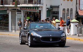 Maserati GranTurismo joacă în Dincolo de limite