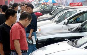 China şi SUA: 27 de maşini/1000 locuitori vs 415 maşini/1000 locuitori
